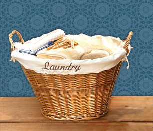 Caregivers will clean your laundry.